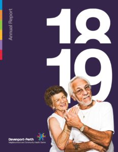 DPNCHC 18-19 Annual Report Cover